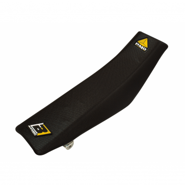 Blackbird Racing- Pyramid Seat Cover- Black- YZF 250 19-20 / 450 18-20 /// WRF 250 20 / 450 19-20