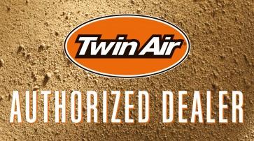 Twin Air Window Dealer Outside Sticker