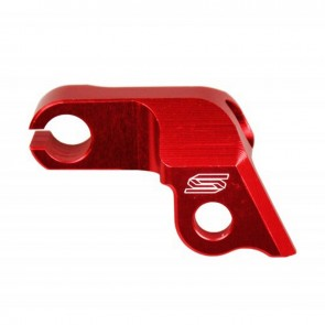SCAR Clutch Cable Guide CRF250R 14-15 Red
