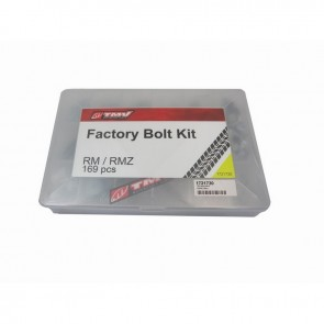 TMV Factory bolt kit RM/RMZ (169 pcs)