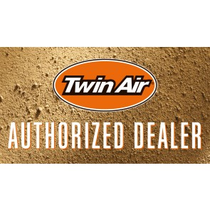 Twin Air Window Dealer Outside Sticker