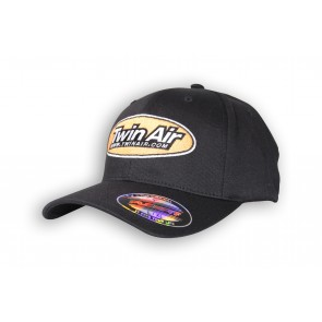 Twin Air Twin Air BLACK Flexfit Hat
