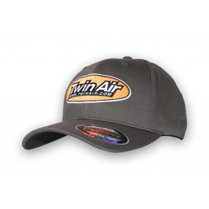 Twin Air Twin Air GREY Flexfit Hat LG/XL