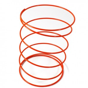 Twin Air Spring Round - Dia 11 / Length 175 / 6-coils