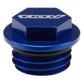 TMV Oil Plug Yamaha YZ/YZF all 90-09 Blue