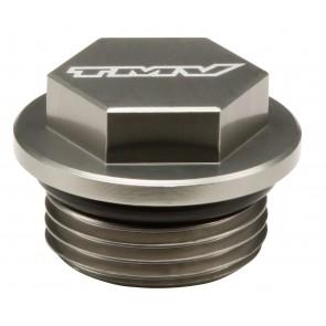 TMV Oil Plug Honda CR125/250 90-07/CRF250/450/XR all Grey