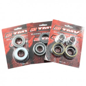 TMV Rear Wheel Bearing Kit KX65 00-..