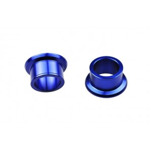 Scar Rear Wheel spacer - YZF250/450 09-20 - Blue