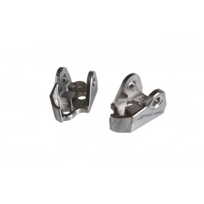 SCAR Titanium Foot Peg Mount Brackets